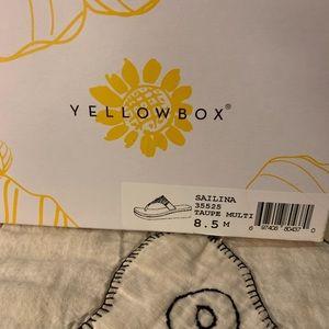 Yellow box Sanders